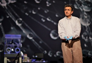 Tony Atala speaks about tissue engineering in a 2011 TED talk (credit: Wikipedia)