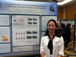 Bridges student Eleanor Kim