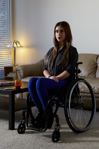 Katie never gave up hope that stem cell-based therapies could help her or others like her living with spinal cord injury.