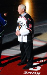 Gordie Howe - photo courtesy Sean Hagen from Maple Ridge, Canada