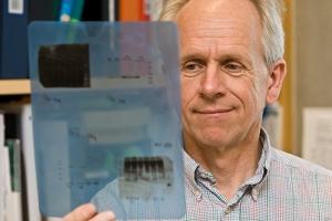 Dr. Bogi Anderson, UC Irvine professor of biological chemistry and medicine. (credit: Paul R. Kennedy)