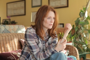 Julianne Moore plays a professor grappling with Alzheimer's in Still Alice [Credit: Sony Pictures Classics]