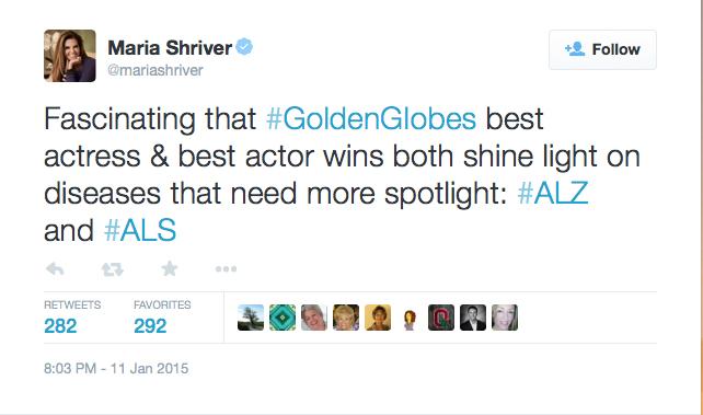 Shriver Tweet