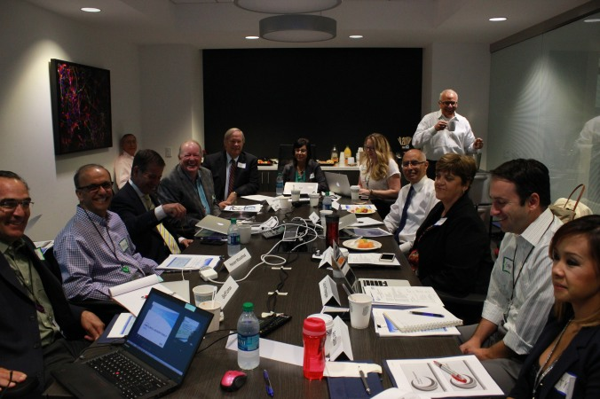 The CIRM/Caladrius Clinical Advisory Panel meets to chart future of clinical trial