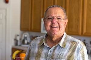 Trial Patient Frank Gonzalez tells his story in his own words
