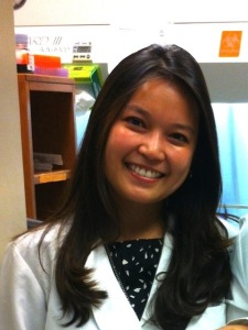 Helen Fong, CIRM Scholar and Research Scientist at the Gladstone Institutes