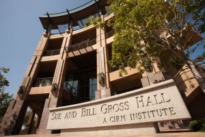 Sue and Bill Gross Hall: Photo by Hoang Xuan Pham/ UC Irvine