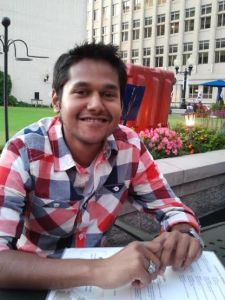 Maroof Adil, CIRM Scholar