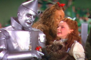 Tin Man, Wizard of Oz
