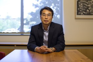 Dr. Joe Wu. (Image Source: Sean Culligan/OZY)