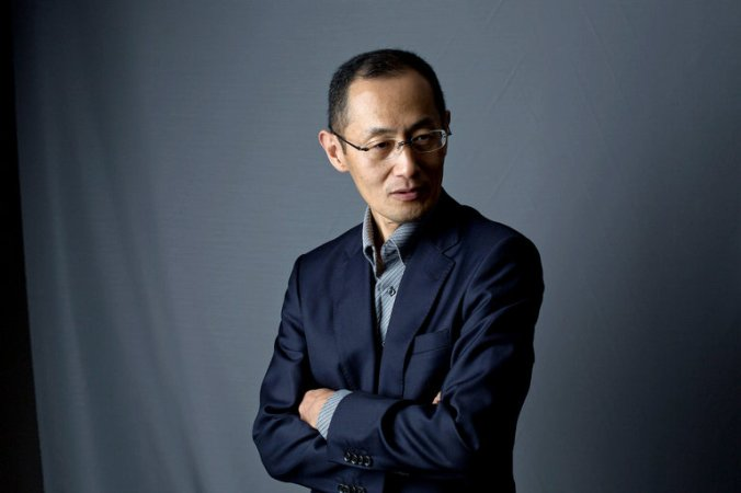 Shinya Yamanaka. (Image source: Ko Sasaki, New York Times)