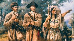 Lewis, Clark, Sacagawea