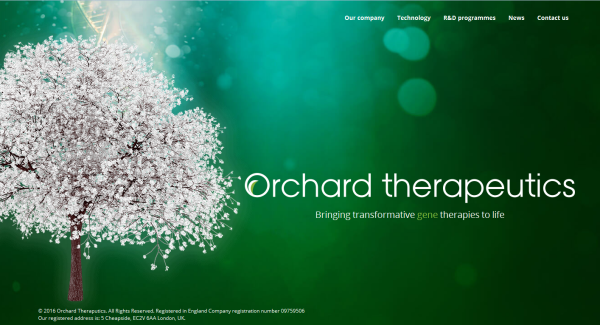 Orchard Therapeutics