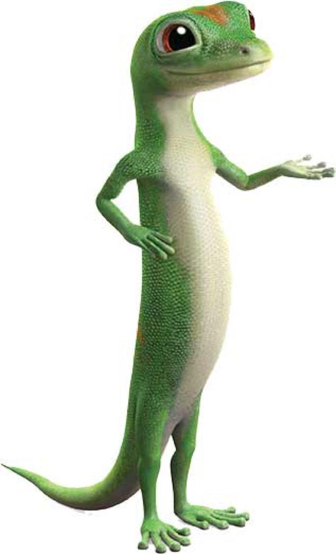 Gecko Car Insurance Commercials