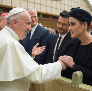 Perry and the Pope