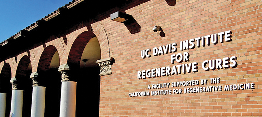 UC Davis Institute for Regenerative Cures