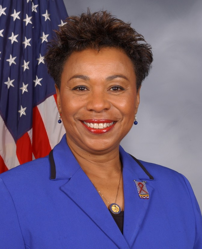 Congresswoman Barbara Lee (D-CA 13th DIstrict)
